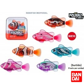 Robo Fish Unidad Surtida