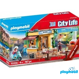 Pizzeria Playmobil
