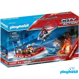 Mision Rescate Playmobil