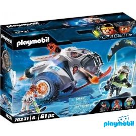 Planeador de Nieve Playmobil