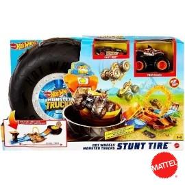 Hot Wheels Stunt Tire