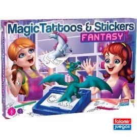 Tatuajes y Pegatinas Fantasy