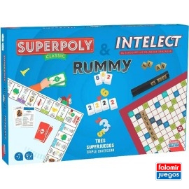 Superpoly Rummy Intelect