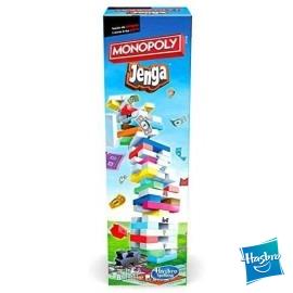 Jenga Monopoly