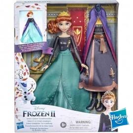 Frozen II Anna Transformable