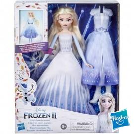 Frozen II Elsa Transformable