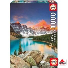Puzzle 1000 Lago Moraine