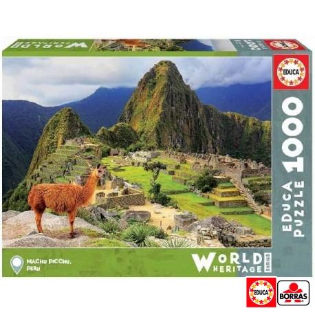 Puzzle 1000 Machu Pichu
