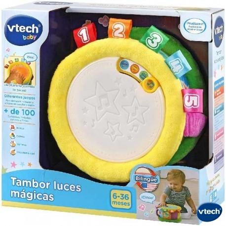 Tambor Luces Magicas