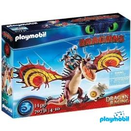 Dragon Garfios y Patan