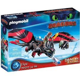 Dragon Hipo y Desdentao