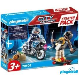 Pack Policia Playmobil