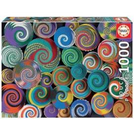Puzzle 1000 Cestas Africanas