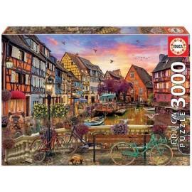 Puzzle 3000 Colmar Francia