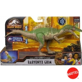 Jurassic World Baronyx Grim