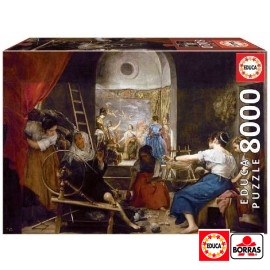 Puzzle 8000 Las Hilanderas