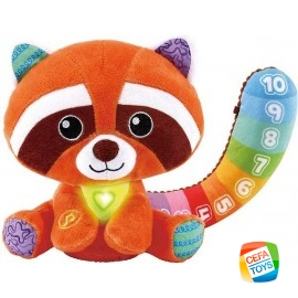 Panda Rojo Colores