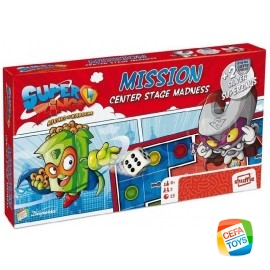 Juego Mision Superzings