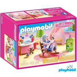 Habitacion de Bebe Playmobil
