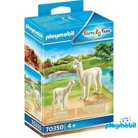 Alpaca con Bebe Playmobil