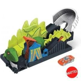 Hot Wheels Ataque del Dinosaurio