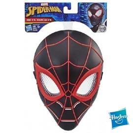 Mascara Spiderman Negra