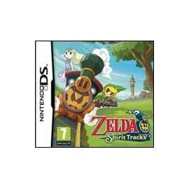 Nds Zelda: Spirit Tracks