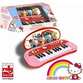 Organo Hello Kitty