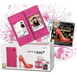 Nintendo DSi Rosa + Style Boutique (Ed. Limitada)