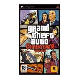 Psp Grand Theft Auto: Chinatown Wars