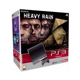 Playstation 3 250Gb. + Heavy Rain
