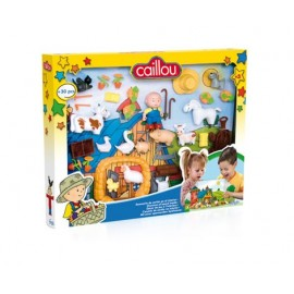 Caja Caillou Pack Animales