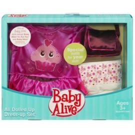 Pack de Baño Baby Alive