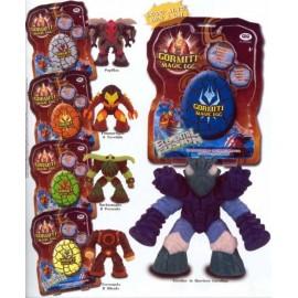 Gormiti Elemental Fusion - Huevo Magico