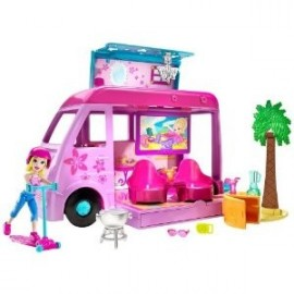 Polly Pocket Caravana