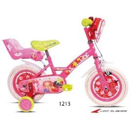"""Bicicleta 12"""" Tarta de Fresa"""