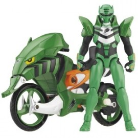 Power Ranger Motosalvaje Surtidos