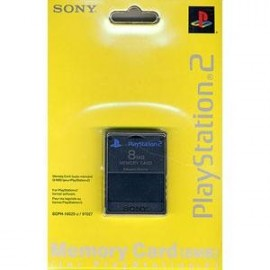 Memory Card 8 Mb. Sony