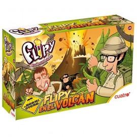 Flipy en el Volcan