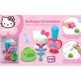 Burbujas Encantadas Hello Kitty