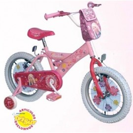"Bicicleta 16"" Barbie"