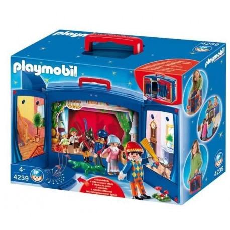 Teatro Marionetas Playmobil