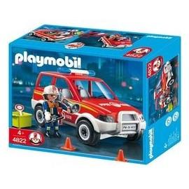 Coche de Bomberos Playmobil