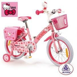 """Bicicleta 16"""" Hello Kitty"""