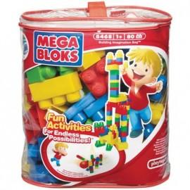Bolsa 80 Piezas Megabloks