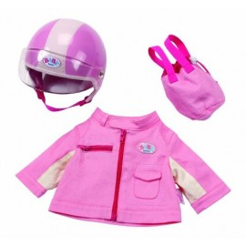 Equipacion Moto Baby Born