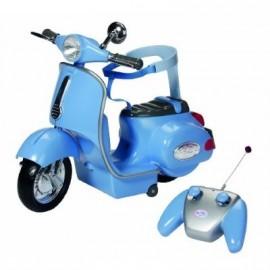 Moto Baby Born Azul