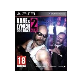 Ps3 Kane & Lynch 2: Dog Days