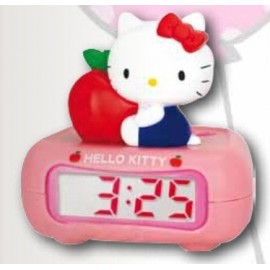 Despertador Hello Kitty