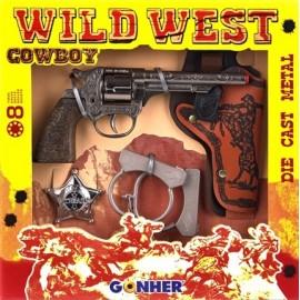 Pistola Cowboy 157